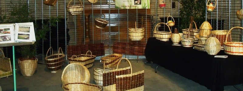Caux basketry