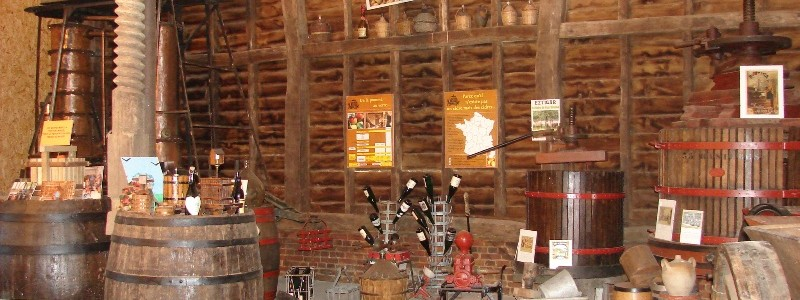Apple and cider museum