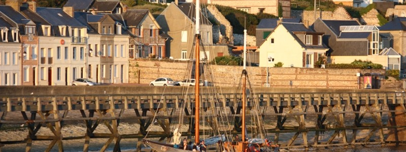 Boat trips on old sailing vessels
